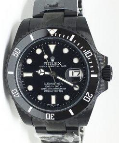 Replica de reloj Rolex Submariner 15 Date (40mm) 116610LN Pro-Hunter Black Negro (Correa Oyster) Automatico