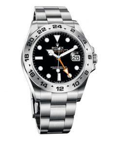 Replica horloge Rolex Explorer ll 03 (42mm) 216570 Esfera Negra (Acero) Automático