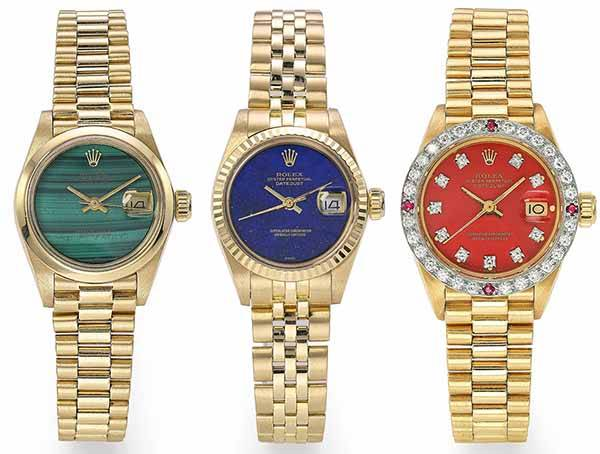 Replica horloges dames Rolex Nederland & Belgie