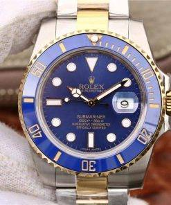 Replica de reloj Rolex Submariner 04 (40mm) 116613BLSO