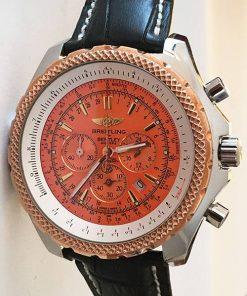 Replica de reloj Breitling Bentley for motors 01 (Naranja)