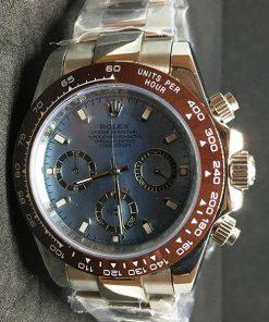 Replica de reloj Rolex Daytona 06 cosmograph (40mm) Ice Blue platinum 116506 Automático