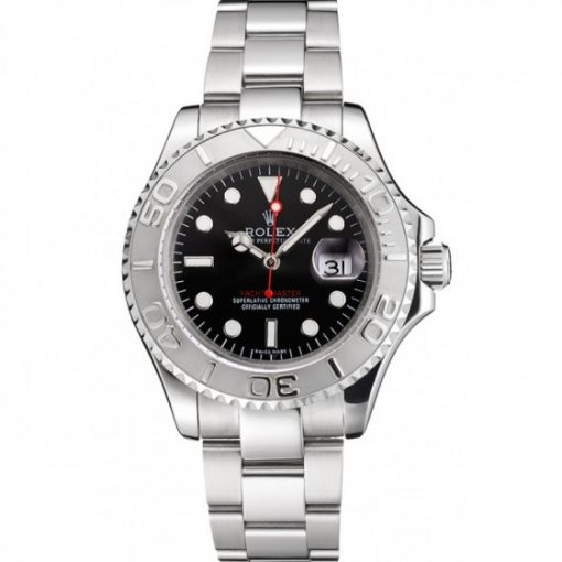 Replica de reloj Rolex Yacht master 10 (40 mm) 116622 Oro (Correa Oyster) Automático